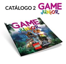 Catálogo 2 GAME Junior. A Graphic Design project by Fernando Escolar López-Roso - 29-11-2017