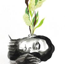 Sueño. A Illustration, and Fine Art project by Encarni  Martín         - 29.11.2017
