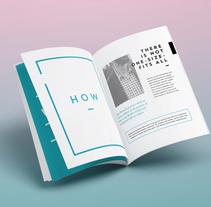 Sodexo — Brand Experience Book. Un proyecto de Diseño editorial y Diseño gráfico de Sara Moreno - 22-09-2014