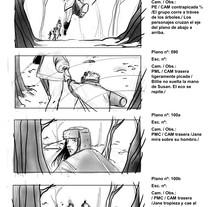 Mi Proyecto del curso: Ilustración de storyboards para Cine y Publicidad. A Illustration, and Comic project by Kry García - 04-12-2017