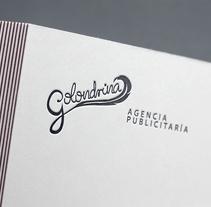 Propuesta de Branding Golondrina Studio . Un proyecto de Diseño, Publicidad, Dirección de arte, Br, ing e Identidad, Diseño de personajes, Diseño editorial, Diseño gráfico, Diseño de la información, Marketing y Diseño de iconos de Crow  - 15-12-2017