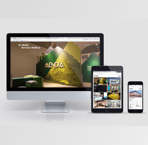 Druck, sitio web. A Web Design, and Web Development project by TGA +          - 20.12.2017