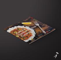 """Recetario """"Cultura Gastronómica Cubana"""". Un proyecto de Diseño, Cocina y Diseño gráfico de Roberto Matías Carió - 03-01-2018"""