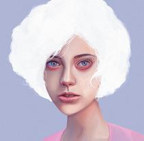 Retratos. Un proyecto de Ilustración y Bellas Artes de Miguel Devia - 07-01-2018