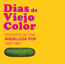 Días de Viejo Color. A Art Direction, Creative Consulting, Design Management, Events, and Graphic Design project by Pablo Caravaca - 04-12-2017