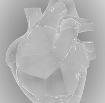 Glass Feelings. Um projeto de 3D de Oscar Gil         - 17.01.2018