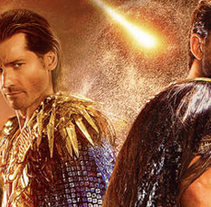 Gods of Egypt. A VFX project by Francesc Macià         - 22.06.2016