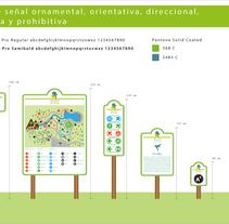 Señalética. Un proyecto de Diseño, Diseño gráfico y Señalética de Félicité Noinville         - 15.05.2015