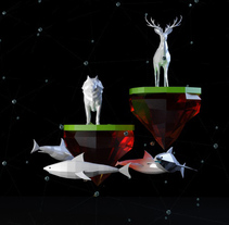 Animals. Un proyecto de 3D de ENMANUEL RONDON         - 31.01.2018