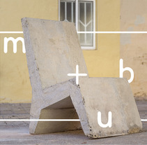 mub. A Furniture Design, Industrial Design, and Product Design project by Eduardo Cámara - 16-02-2018