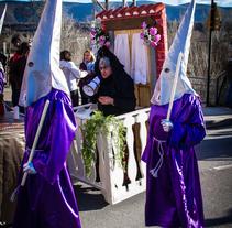 """17/02/2018 - Carnaval de Bembibre, El Bierzo, grupo """"Matachana"""" Carnaval Santo. Um projeto de Fotografia de coudlain         - 18.02.2018"""
