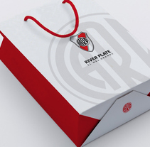 River Plate. A Packaging project by Pablo Marcone         - 20.02.2018