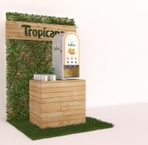 Tropicana. A 3D project by Sara Repeto         - 01.11.2017
