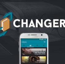 Changer. A UI / UX&Information Architecture project by Kelly Daniela Sanchez Rojas         - 26.02.2018
