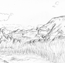 Alcalá de Henares sketchbook #4. Um projeto de Ilustração de Chema G. Baena Art         - 27.02.2018