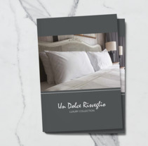 Brochure. A Graphic Design project by Alejandra Frances         - 28.02.2018