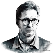Mi Proyecto del curso: MY BLUES MASTERS -  Eric Clapton. Un proyecto de Ilustración, Música, Audio, Bellas Artes y Diseño gráfico de Jokin Fernández         - 01.03.2018