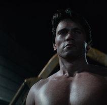 Terminator Genisys. A 3D project by Jose Antonio Martin Martin         - 25.06.2015