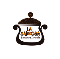 La Sabrosa Food truck // Diseño de identidad corporativa y rotulación de food truck. Um projeto de Br e ing e Identidade de Camila Arancibia Manríquez         - 07.03.2018
