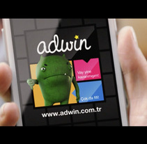 ADWIN TVC / 2014. A Advertising, Film, Video, TV, 3D, Animation, and Production project by H. Oben özyakalı         - 09.03.2018