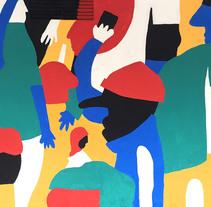 Besòs i el Maresme. Un proyecto de Ilustración y Arte urbano de Higinio Rodríguez Menayo         - 09.03.2018