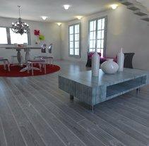 Comedor . Um projeto de 3D e Arquitetura de interiores de ANA MARIA VALBUENA GAMBOA         - 14.03.2018