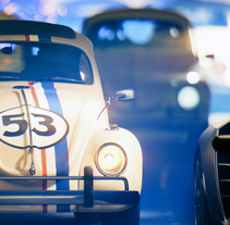 Parte 1 Herbie está soñando.. A 3D, Animation, Character Design, Lighting Design, Post-Production, Set Design, Video, VFX, and Character animation project by Ro Bot         - 27.03.2018