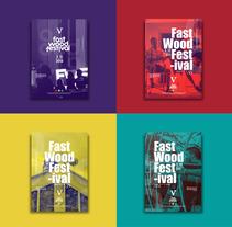 Cartelería V Fast Wood FestivalNuevo proyecto. Un proyecto de Dirección de arte de Eduardo Cámara         - 02.04.2018