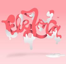 Elejota™ Lettering. A Illustration, Graphic Design, Lettering, and Vector illustration project by Luis Jiménez Cuesta         - 06.04.2018