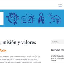 Página Web. Un proyecto de Diseño Web de Azahara Sánchez         - 30.11.2016