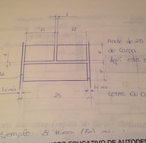 Dibujos apuntes de materiales de Construcción. A Architecture, Fine Art&Interior Architecture project by Cristii Vs         - 17.04.2018